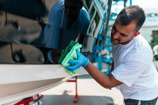 Réparation bateau Saint-Raphaël