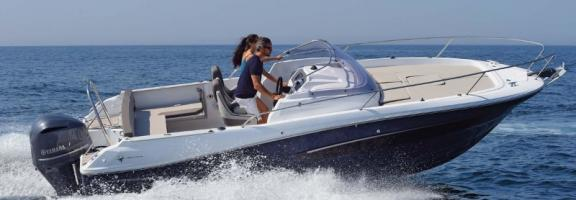 Cap Camarat 7.5 WA avec moteur 225 CV