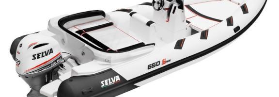 Selva D.650 Family Special Linee - 2021 - Flotteurs hypalon