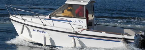 Timonier Gibert Marine GIB-54