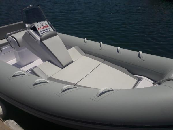 Selva 570 SPORT avec moteur 100 XSR - Equivalent 115 CV - Package 2020