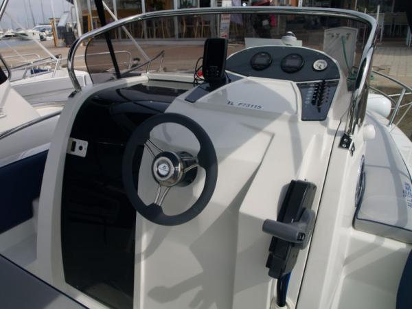 Allegra Boat Passion - 19 Sun avec moteur 100 XSR - 2018