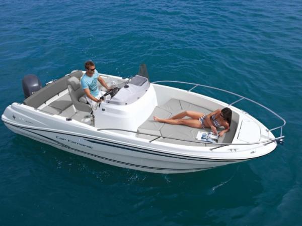 Cap Camarat 6.5 CC avec moteur 150 CV