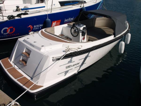 Selection Boat - Classic 590 Excellence  avec moteur 75 CV- 2018