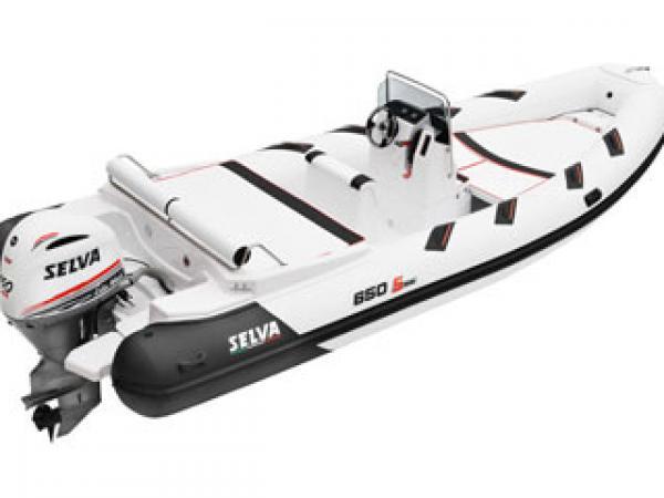 Selva D.650 D.S  Special Line - 2020 - Flotteurs hypalon