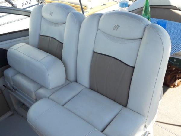 Four winns 258 Vista - moteur Volvo penta 5.7 GXI DP - 320 CV Essence V8