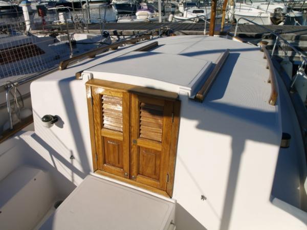Menorquin 36 cabine