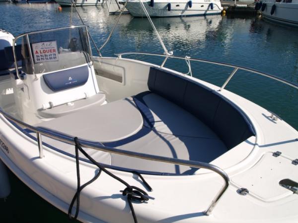 Allegra boat passion - 21 open avec moteur 150 XSR - 2018