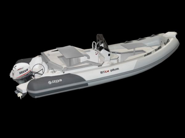 Selva 21 LV avec moteur 115CV - 8 passagers